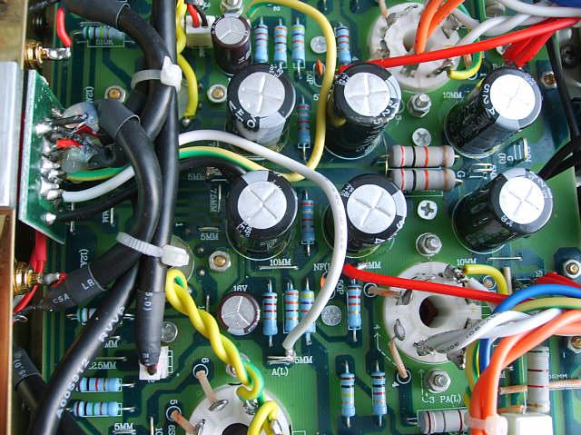 tube amplifier yaqin mc 100b rh trioda com Parallel Circuit Diagram Electronic Circuit Diagrams